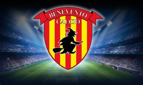 Il Benevento primo in serie B