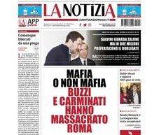 """""""La Notizia"""" di Pedullà denuncia """"zero trasparenza"""" in Molise"""