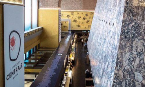 Mercato Centrale di Roma:  due weekend con il tartufo