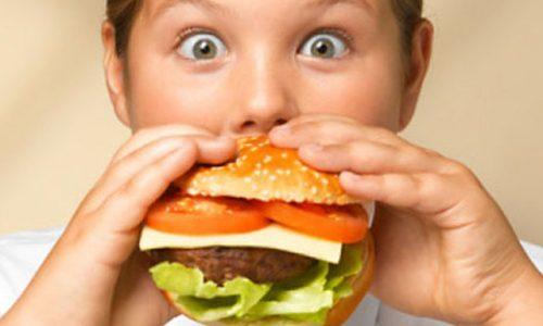 Obesità infantile, il Molise al top