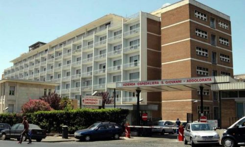 """L'esperienza del ricovero all'ospedale """"San Giovanni""""…"""