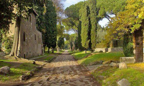 Roma, incontro sull'Appia Antica e il Grand Tour