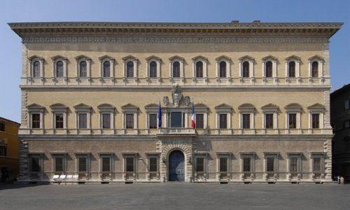 """""""L'intelligenza delle macchine"""" a Palazzo Farnese a Roma"""