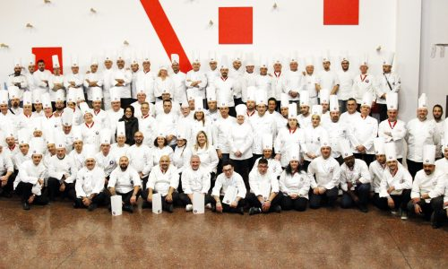 Raduno di chef a Roma l'11 e 12 novembre