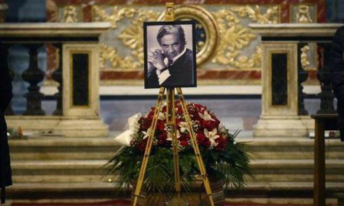 I funerali di Bongusto e la memoria collettiva