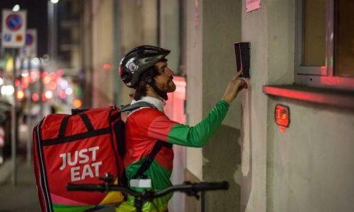 Roma e il digital food delivery