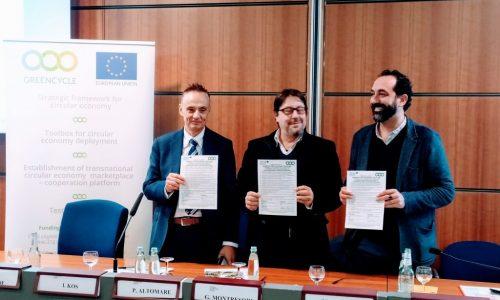 """Economia circolare: firmato un """"manifesto"""" a Ecomondo"""