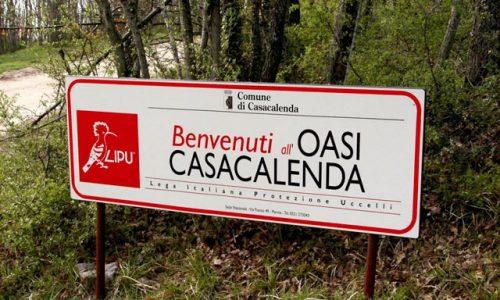 "L'oasi Lipu di Casacalenda (Cb) diventa riserva ""Bosco Casale"""