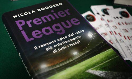"""""""Premier league"""", il libro…"""