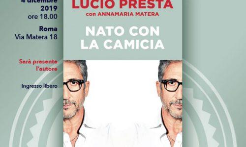 Roma, a San Giovanni si presenta il libro di Lucio Presta