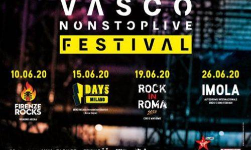 Vasco Rossi, a Roma uno dei quattro concerti del 2020
