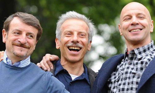 Il nuovo film di Aldo, Giovanni e Giacomo dal 30 gennaio al cinema