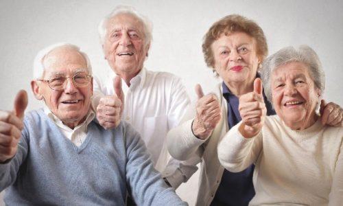 """Vecchi a chi? Gli anziani """"eternamente"""" giovani"""