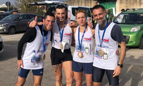 Iolanda Ferritti, runner molisana