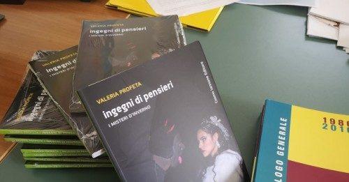 """Un libro di Valeria Profeta sui """"Misteri"""" di Campobasso"""