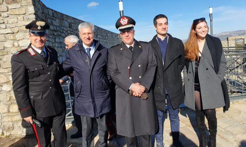 A Tufara (Cb), la X manifestazione dei Carabinieri