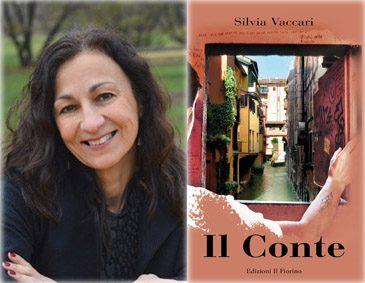 """Silvia Vaccari, """"Il Conte"""" è il secondo romanzo"""
