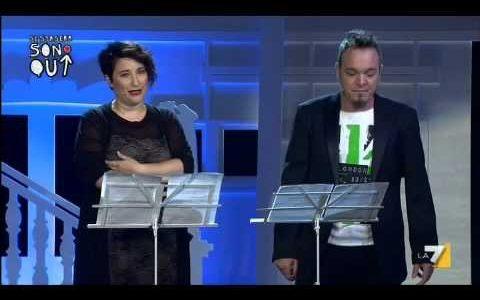 """Anche Maria Di Biase nel film """"Odio l'estate"""""""