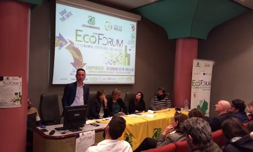 "Campobasso, il 22 gennaio si rinnova ""Ecoforum"""