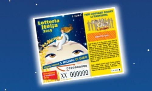 Lotteria Italia: nel Lazio vincite per 2,66 milioni