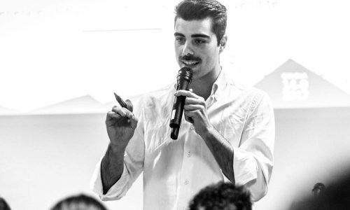 Andrea Lisi, imprenditori che parlano a imprenditori