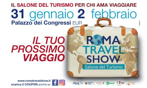 "Roma Travel Show: all'interno un evento di ""Lazio Innova"""