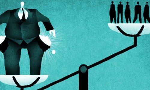 Alcune riflessioni sulle disuguaglianze