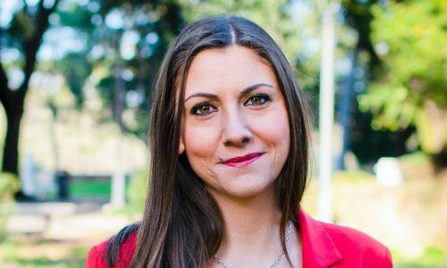Il viceministro Anna Ascani presenta il suo libro