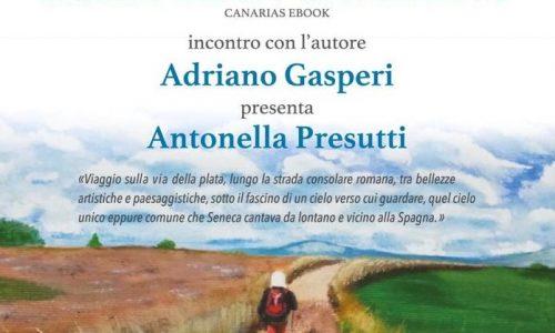 """Campobasso, presentazione del libro """"Scritte in cammino"""""""