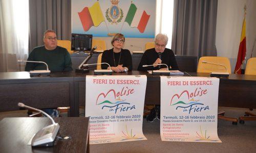 """Molise in Fiera"", da lunedì 12 febbraio a Termoli (Cb)"