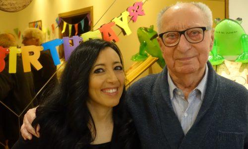 I 90 anni del molisano Raffaele Iannucci