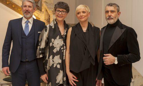 Il legame con le origini dello stilista Michele Miglionico