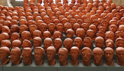 La mostra del sannita Luigi Mainolfi a Pistoia