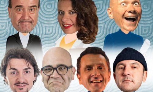 """Teatro Roma (Tuscolano), """"6 soliti noti"""""""