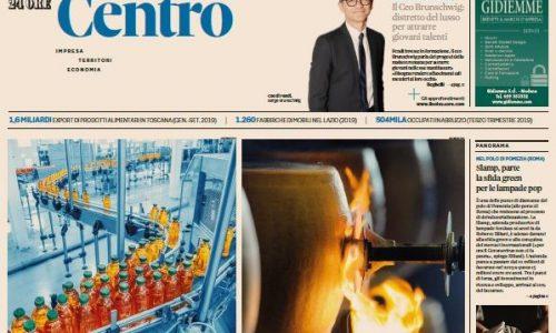 """Sole 24 Ore: oggi sul """"Rapporto Centro"""""""