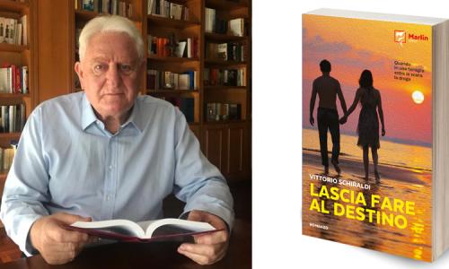 Caserta: presentazione del nuovo romanzo di Vittorio Schiraldi