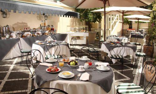 Roma, gli hotel puntano anche alla prevenzione per il Covid-19