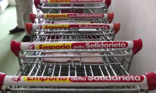 """""""Empori della Solidarietà"""" della Caritas: importante supporto dal pastificio La Molisana"""