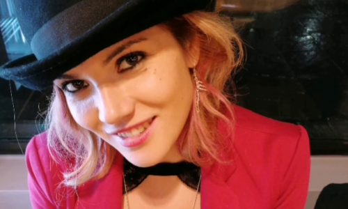 Molisani a Roma: la cantante Vicky Iannacone