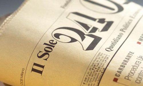 Sole 24 Ore: un 2020 da dimenticare anche per Roma e il Molise