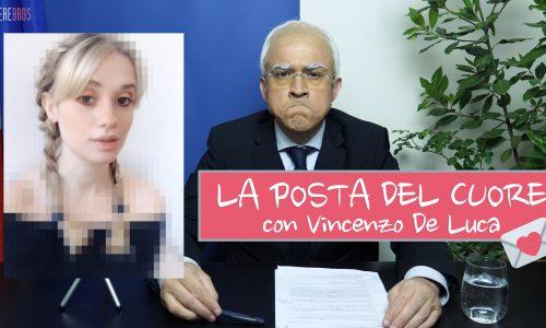 Vincenzo De Luca, mito del web