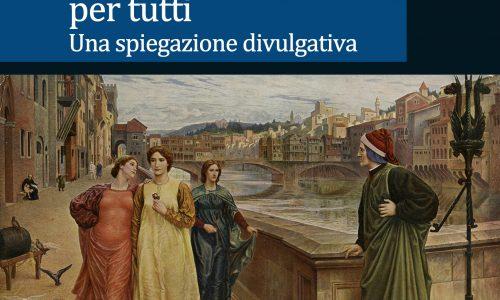 """Dante e la """"Divina Commedia"""": un libro di Enrico Cavarischia"""