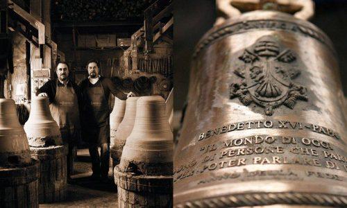 Sabato su Raiuno, Alberto Angela con la campana di Agnone