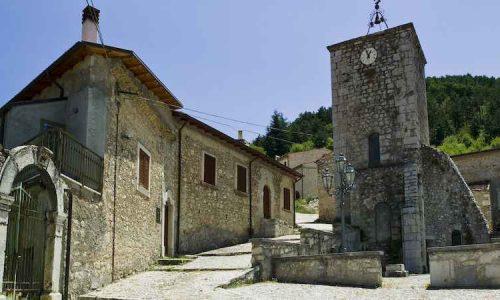 """Paesi spopolati in Molise:  il progetto """"Case ad 1 euro"""" di Italia Nostra"""
