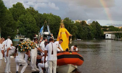"""Roma, il Covid non ferma la """"Madonna fiumarola"""""""