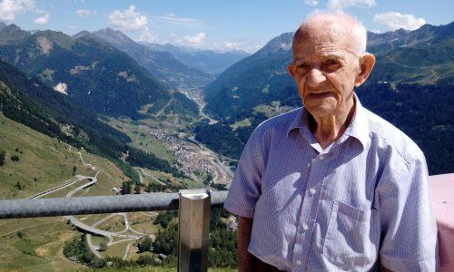 Il centenario emigrato in Germania che ricorda Capracotta