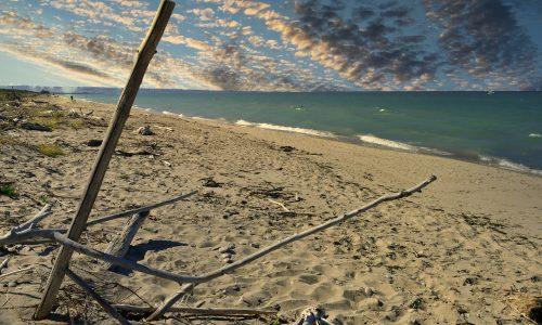 Molise, mappe tattili lungo il mare di Petacciato