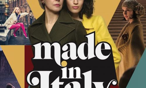 "La molisana Greta Ferro protagonista della fiction ""Made in Italy"" su Canale 5"