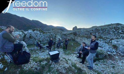 """Roccamandolfi e Pescolanciano: """"Freedom"""" (Italia 1) stasera in Molise"""
