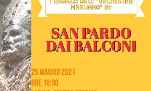 """Larino, in scena """"San Pardo dai balconi"""""""
